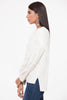 Ivory Frills Sweater