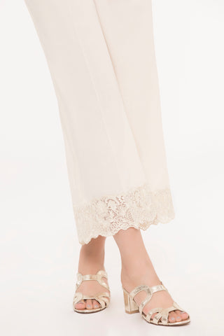 White Lace Off-White