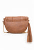 Brown Cross Body
