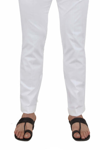Classic White Pants