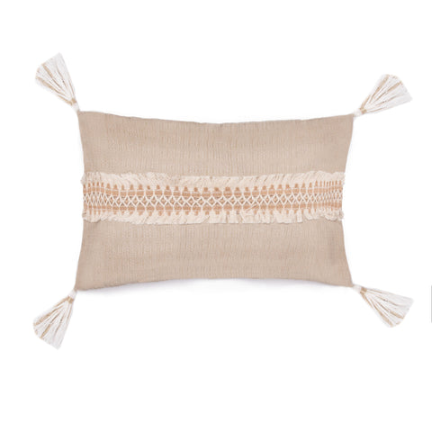 Organic Lace - Cushion Cover