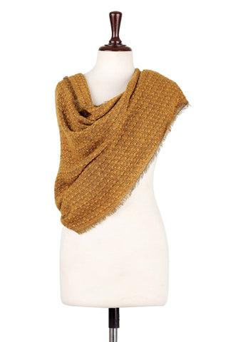 Scarf H.A.C-15-Yellow
