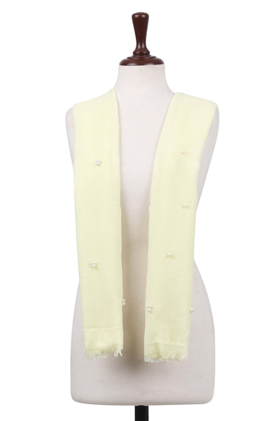 Scarf M.A.C-29-Yellow