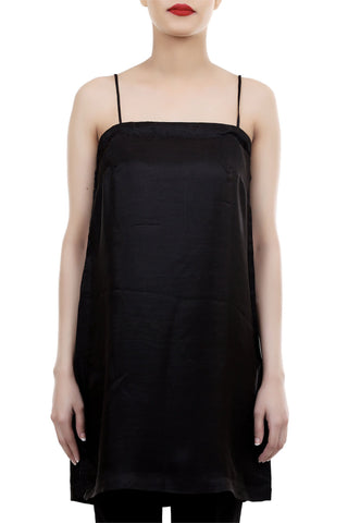 Black Basic Slip