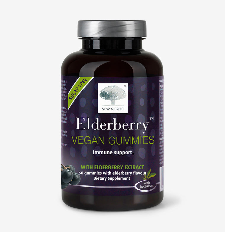 Elderberry Gummies ™
