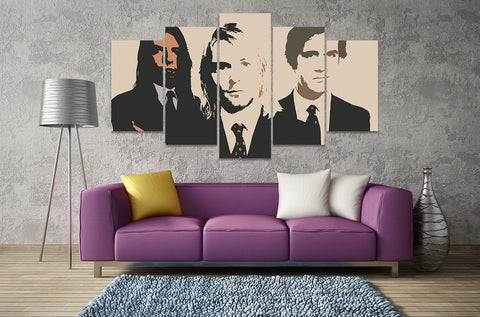 (50% OFF) HD LIMITED EDITION Nirvana CANVAS (C)