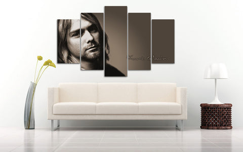 (50% OFF) HD LIMITED EDITION Nirvana CANVAS (B)