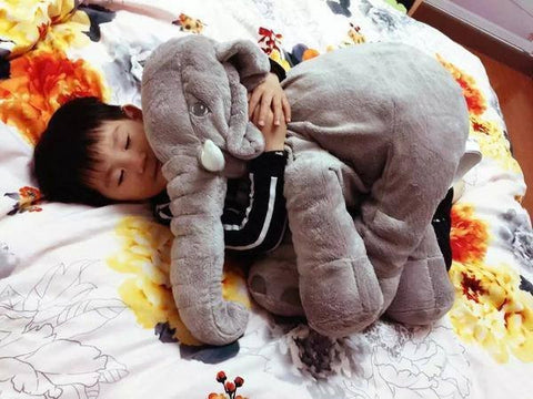 Long Nose Elephant Doll Pillow - 33% OFF Plus Free Shipping WORLDWIDE