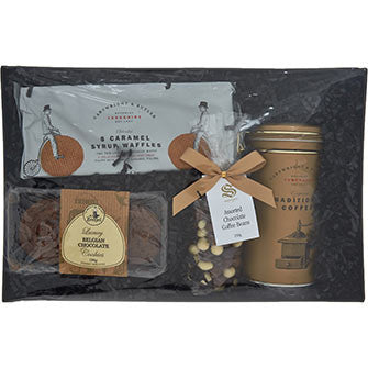 Four Piece Coffee Luxury Gift Hamper