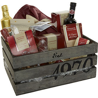 Eleven Piece Crate Hamper ****FREE SHIPPING*****
