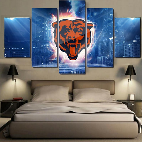 HD Limited Edition Bears Canvas Stadium