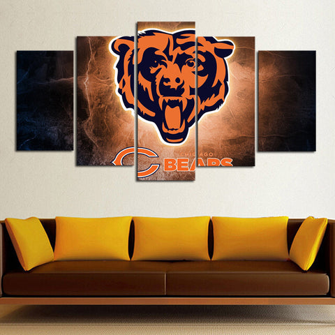 HD Limited Edition Bears Canvas Millennium - Fitness Equitments