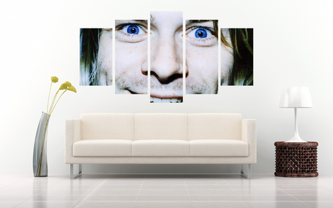 (50% OFF) HD LIMITED EDITION Nirvana CANVAS (D)