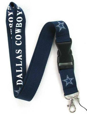 FREE Exclusve Cowboys Fans Key Lanyard - Just Pay Shipping - Fitness Equitments