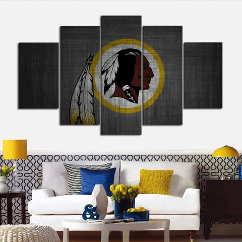 HD Limited Edition Redskins Canvas Vintage