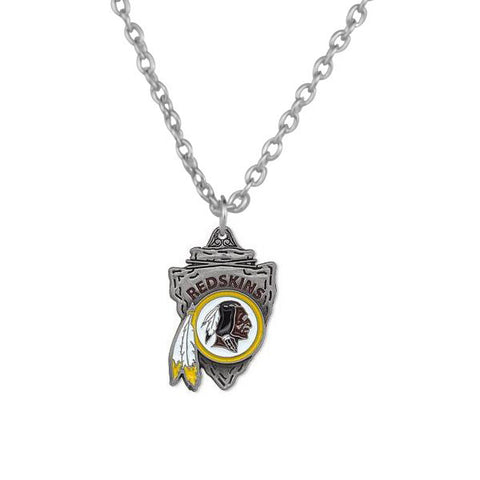 Signature Redskins Fan Necklace - Fitness Equitments