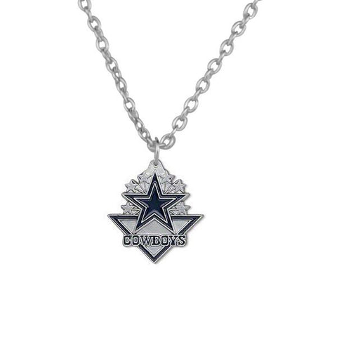 Signature Cowboys Fan Necklace - Fitness Equitments