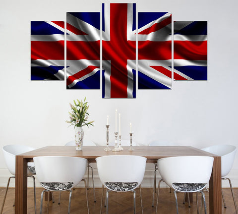 50% OFF - Union Jack - HD Wall Art Canvas