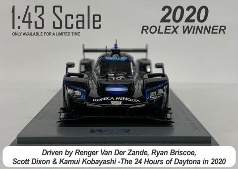 Wayne Taylor Racing Limited Edition 2020 Rolex Winner 1:43 Scale Car