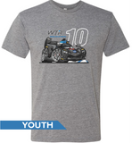 YOUTH CarToon T-Shirt