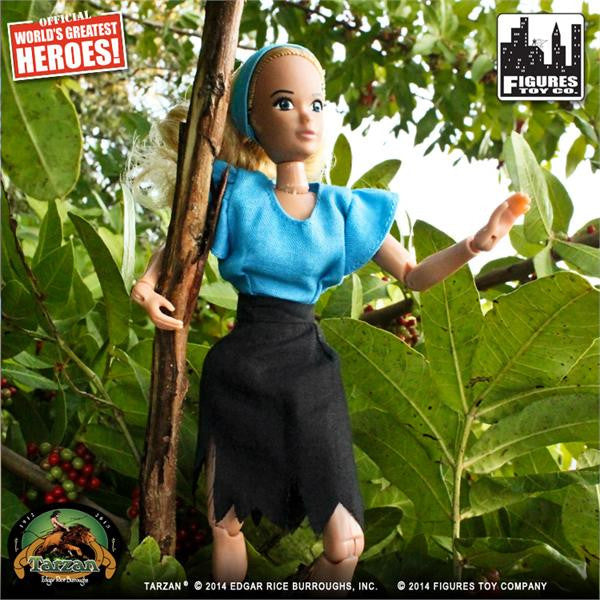 Tarzan Retro 8 Inch Action Figures Series 1: Jane