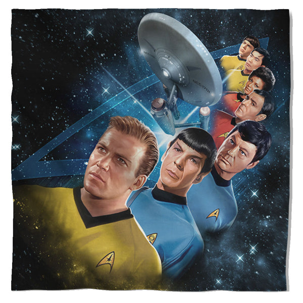 Star Trek - Among The Stars Bandana