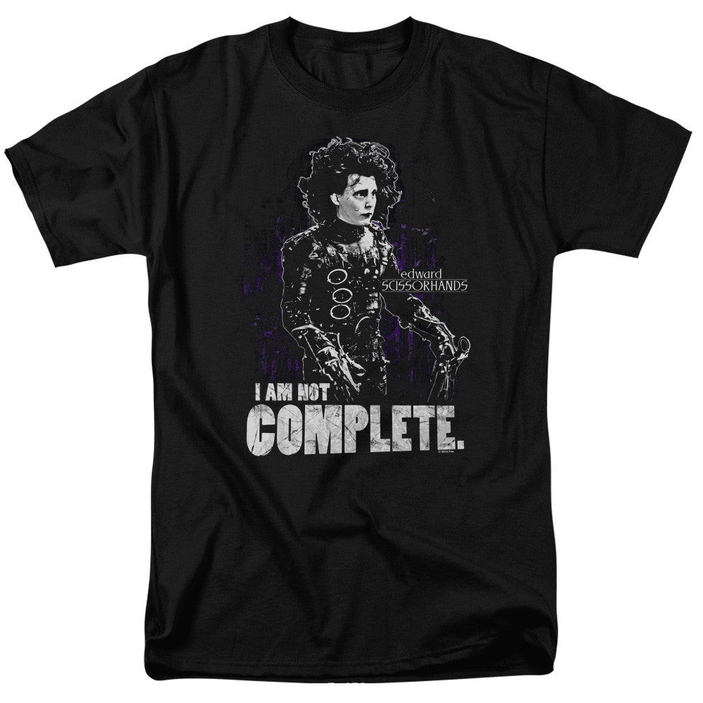 Edward Scissorhands - I'm Not Complete