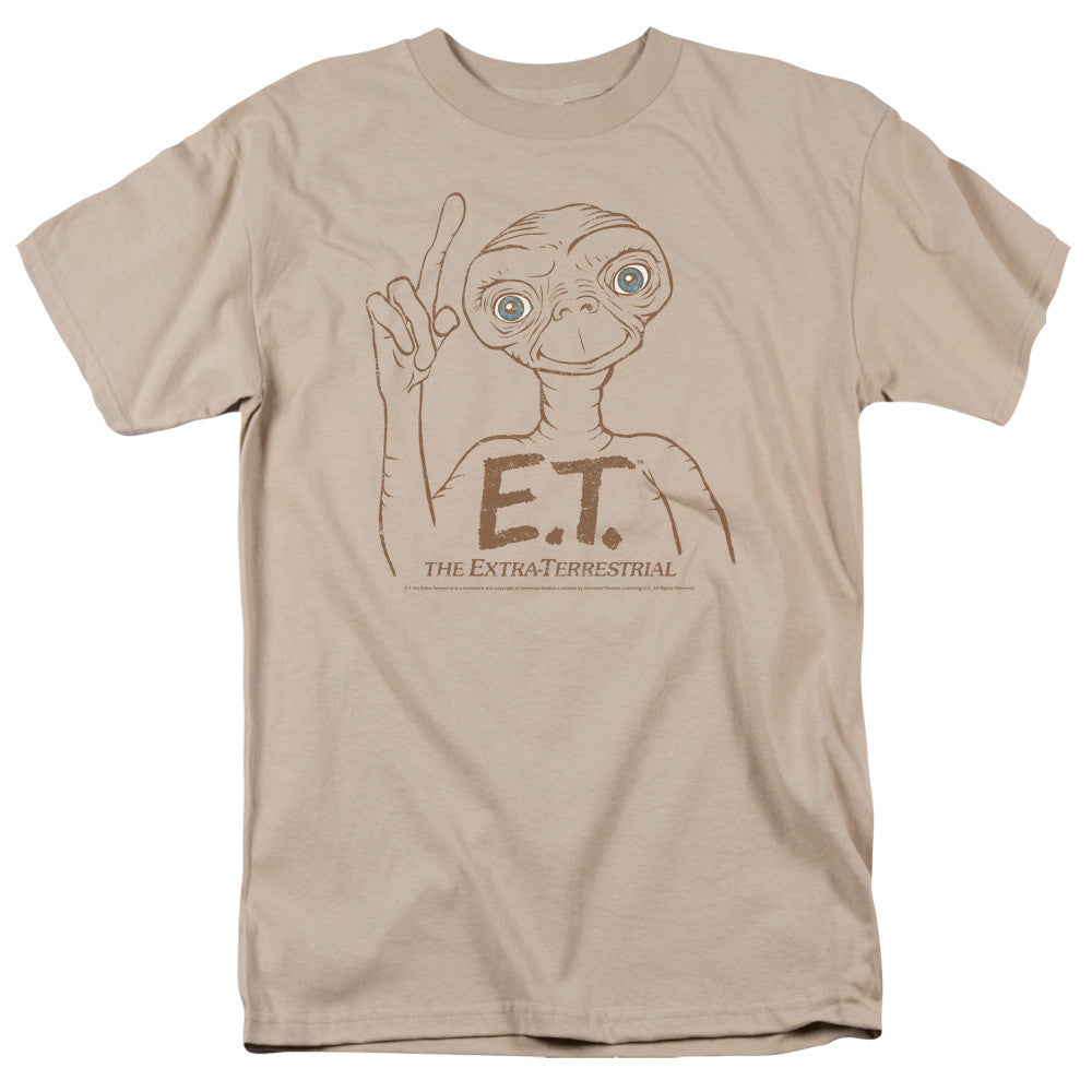 E.T. - Pointing
