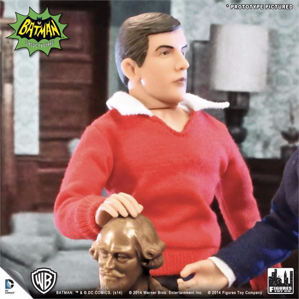 Batman Classic TV Series 8 Inch Deluxe Figurine: Dick Grayson