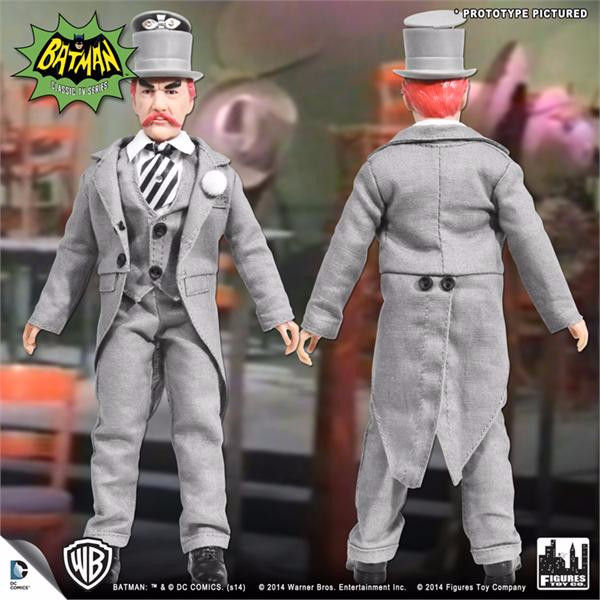 Batman Classic TV Series 8 Inch Deluxe Figurine: Mad Hatter