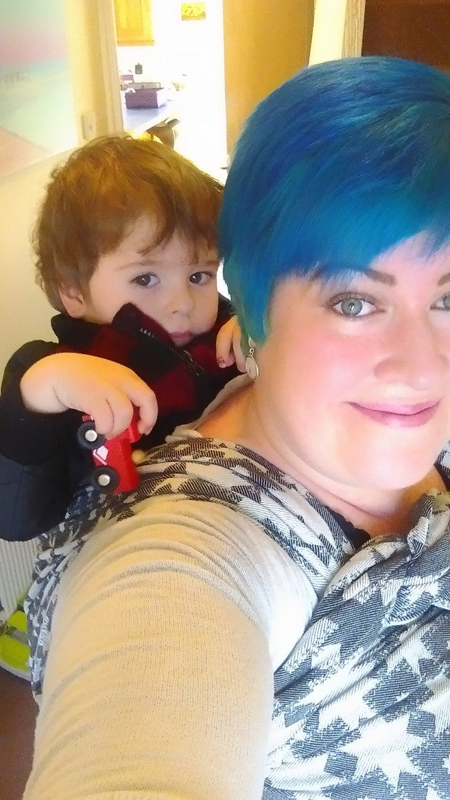 Raving review from Lynsey's Babywearing Adventure!