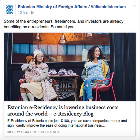 LOVA Sling Estonian Ministry of Foreign Affairs