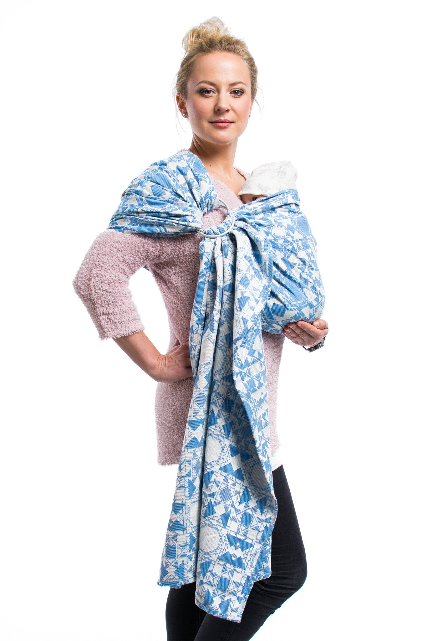 Virtue Quadrangle Blue Ring Sling