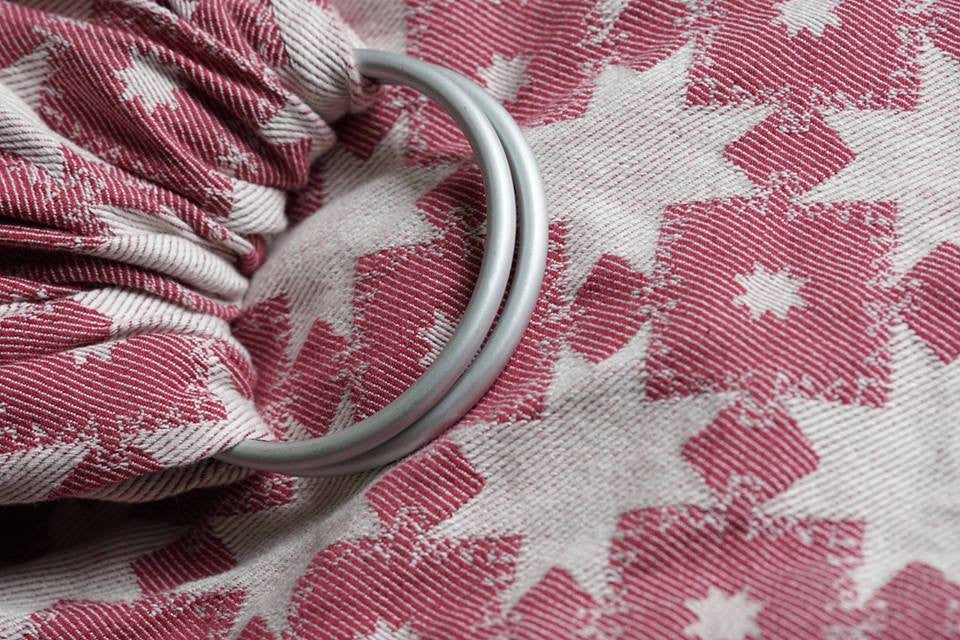 Nordic Star Red Ring Sling