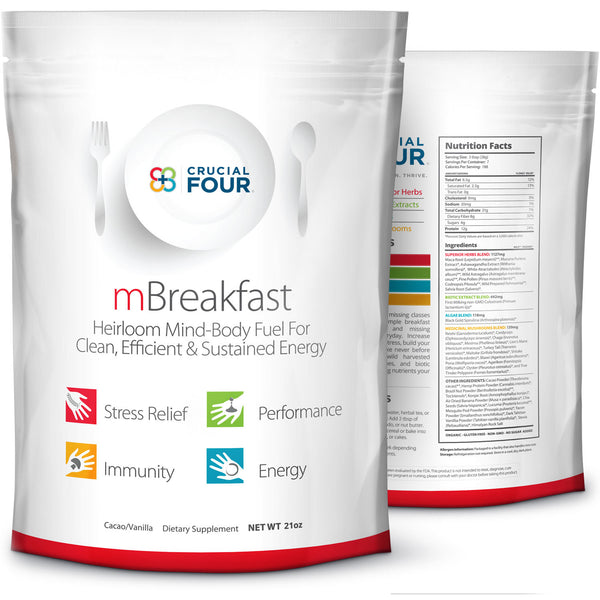 mBreakfast | Organic Superfood Powder
