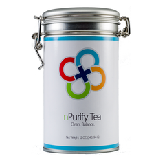 mPurify Tea | Gynostemma Tea | Tin