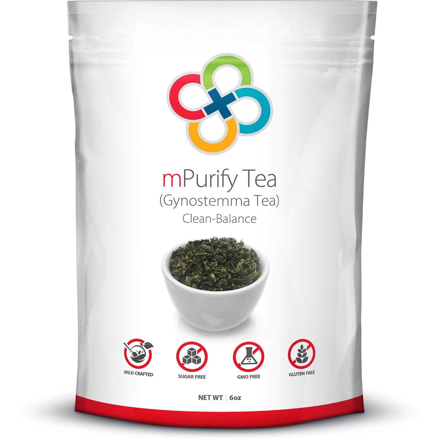 mPurify Tea | Gynostemma Tea | 4 oz