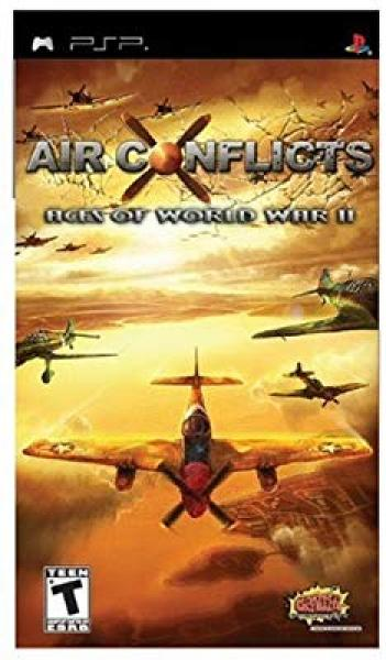 PSP Air Conflicts - Aces of WWII
