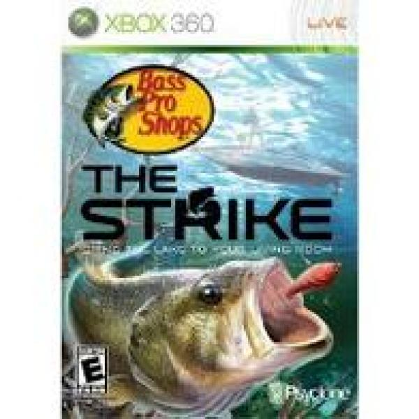 X360 Bass Pro Shops - the Strike - game only