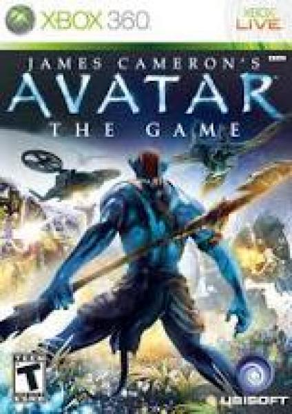 X360 Avatar - the game - James Camerons