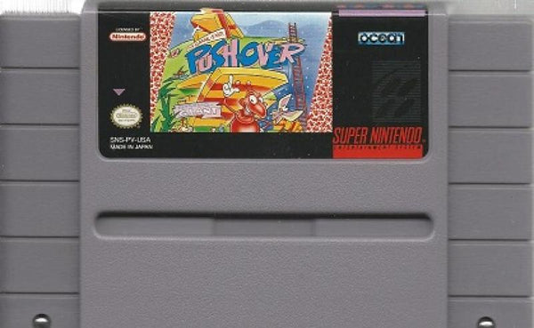 SNES Push Over