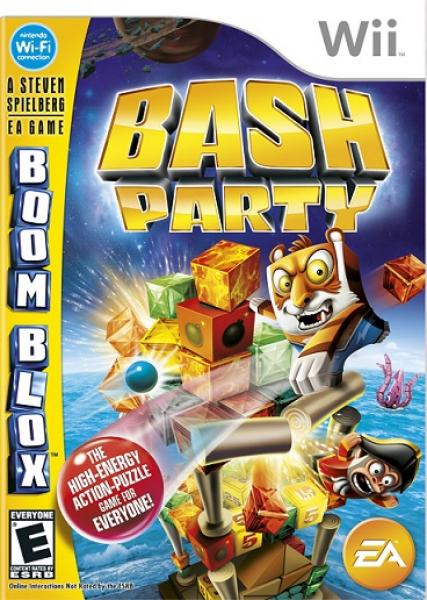Wii Boom Blox - Bash Party