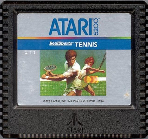 A52 Real Sports Tennis