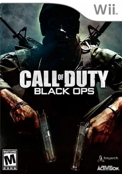 Wii Call of Duty - Black Ops