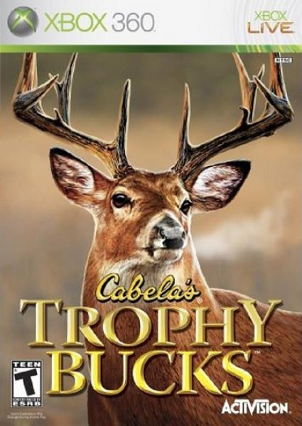 X360 Cabelas - Trophy Bucks