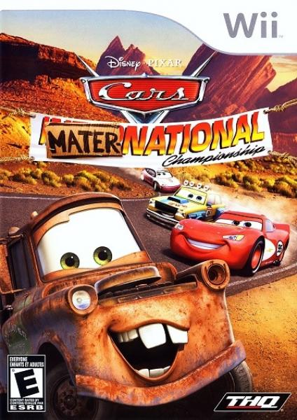 Wii Cars - Maternational Championship