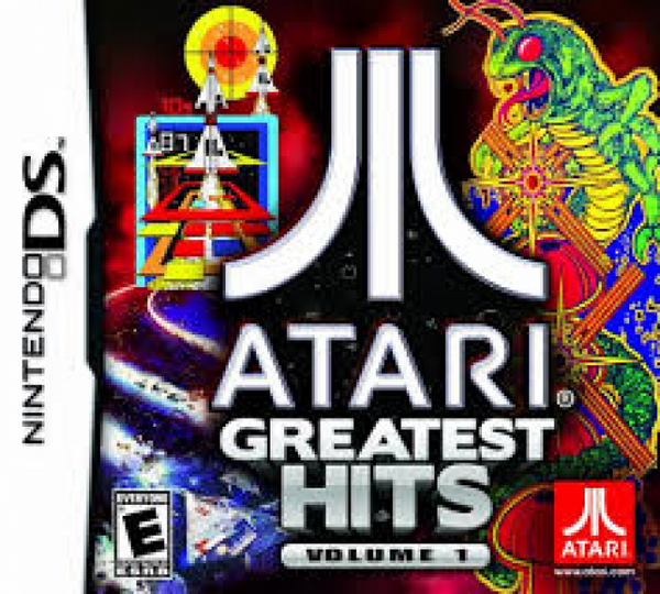 NDS Atari Greatest Hits - Volume 1