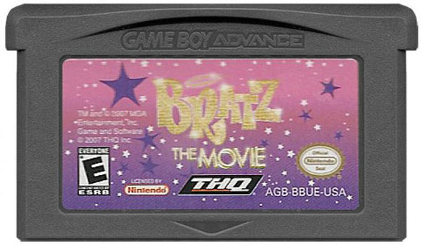 GBA Bratz - Movie