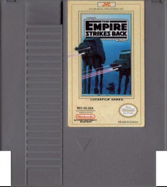 NES Star Wars - Empire Strikes Back