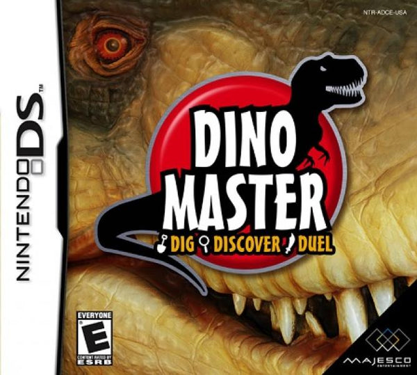 NDS Dino Master - Dig Discover Duel